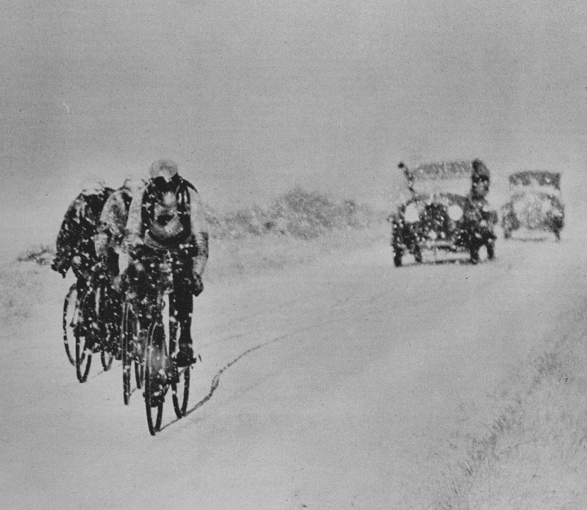 La corsa più dura: Paris-Tours 1921