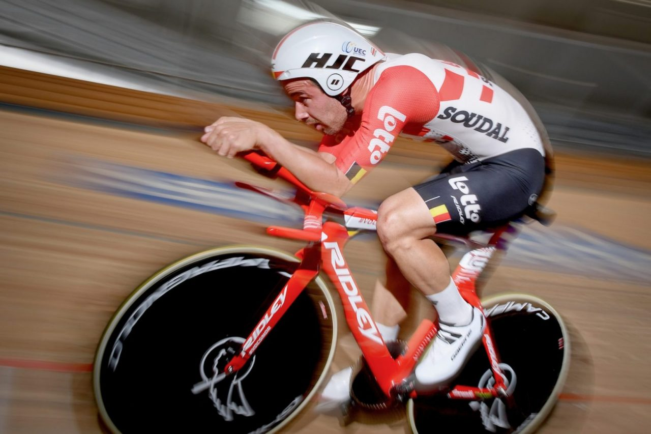 Ciclismo: oggi in Messico l'assalto di Victor Campenaerts al record dell'ora di Bradley Wiggins