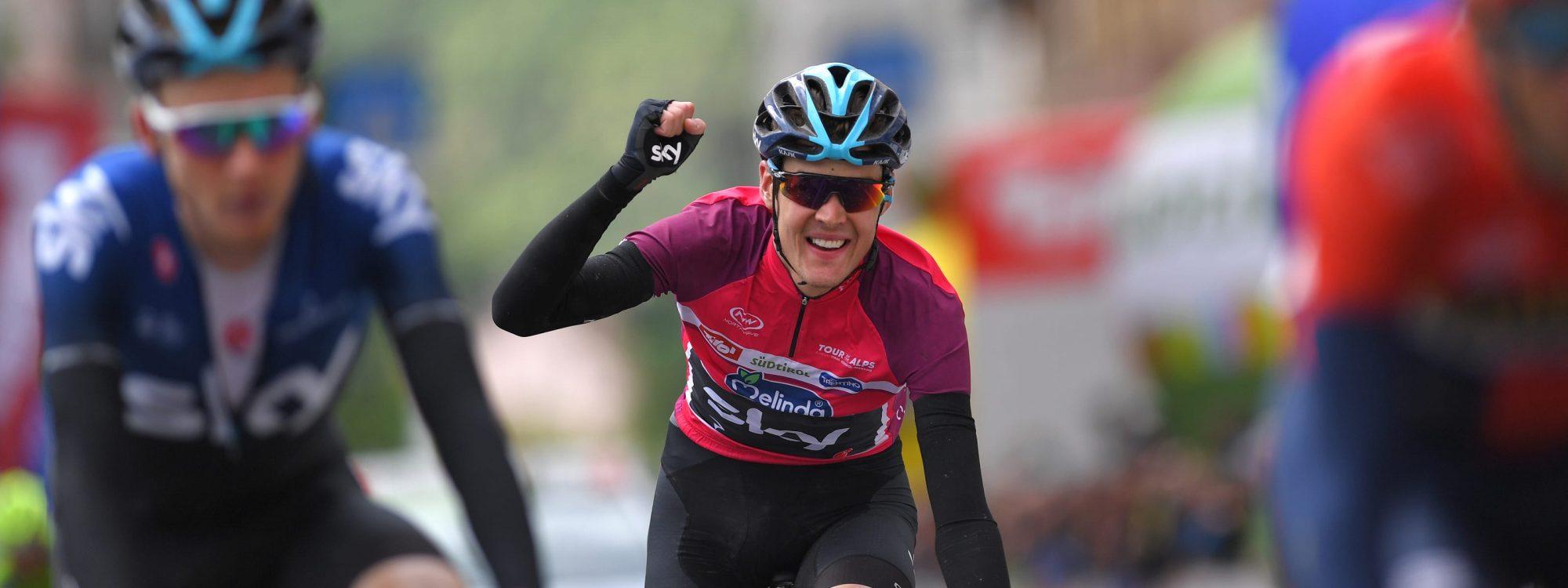 Vittoria di Sivakov al Tour of the Alps