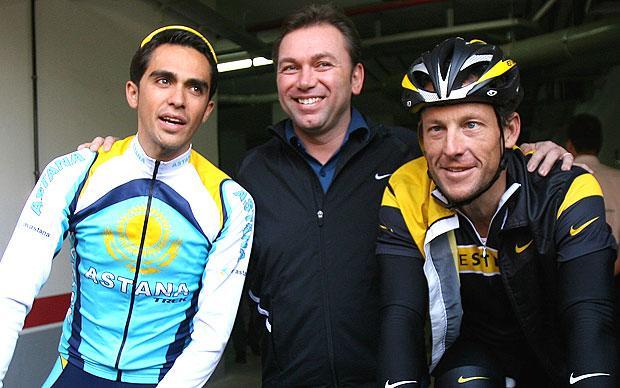 L'antidoping spagnolo tentò di incastrare Contador