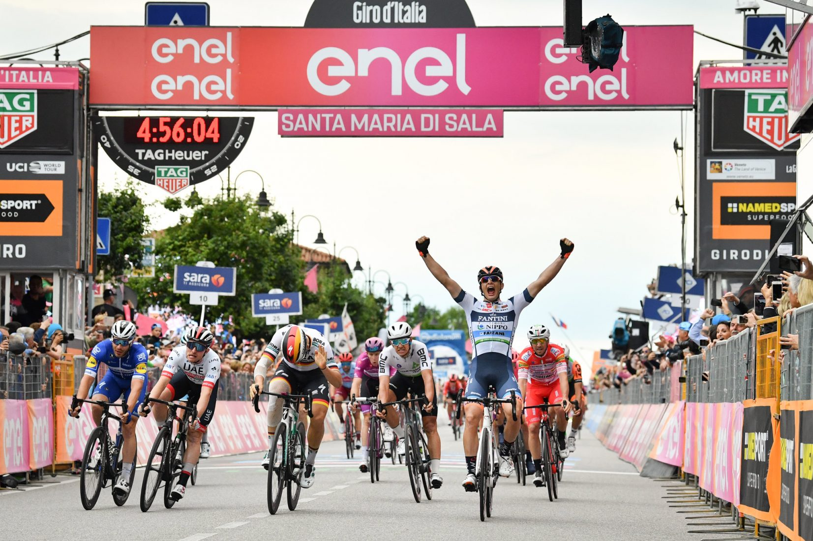 Giro 2019: Cima all'ultimo respiro