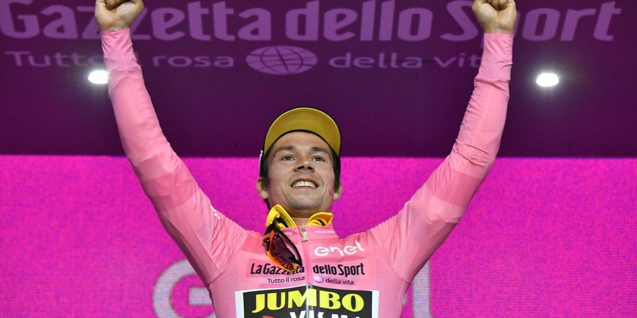 Giro 2019: Primoz Rosa