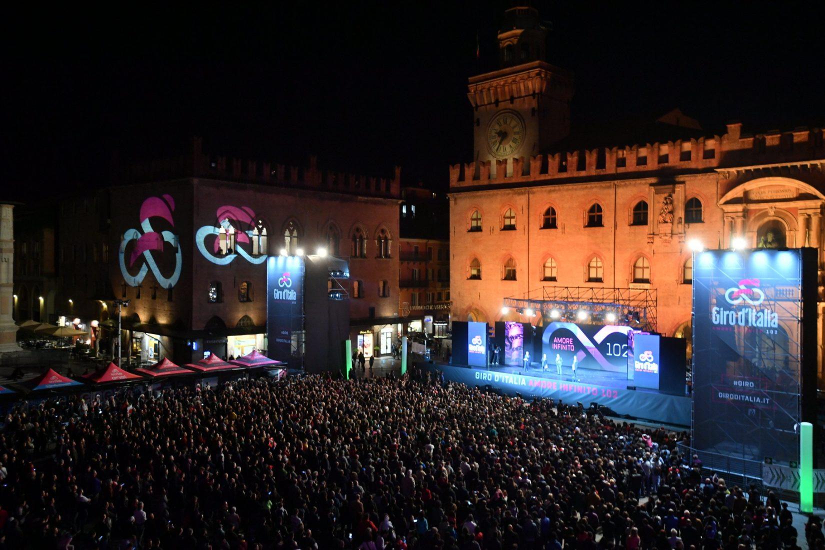 Giro d'Italia 2019: elenco partenti