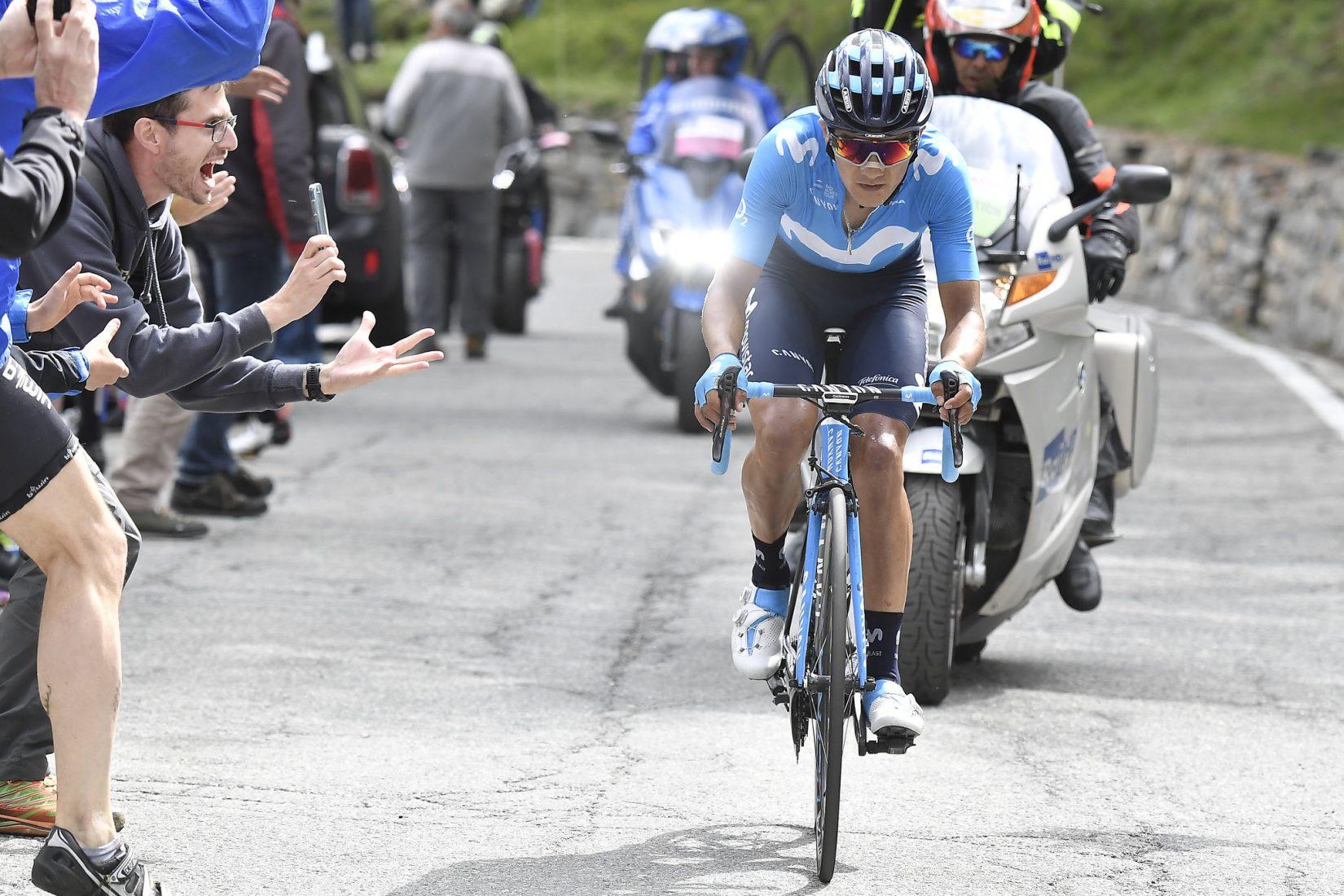 Carapaz nella storia del Giro