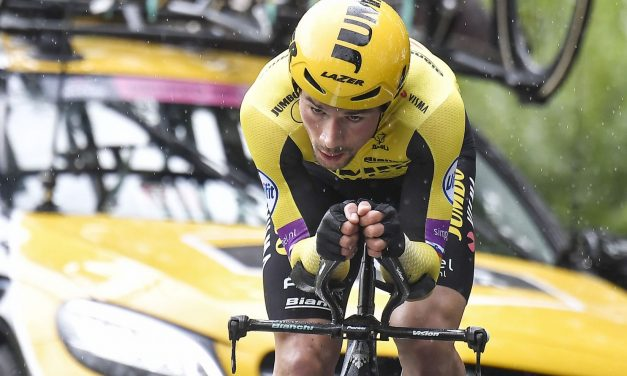 Giro 2019: la crono dice sempre Roglic