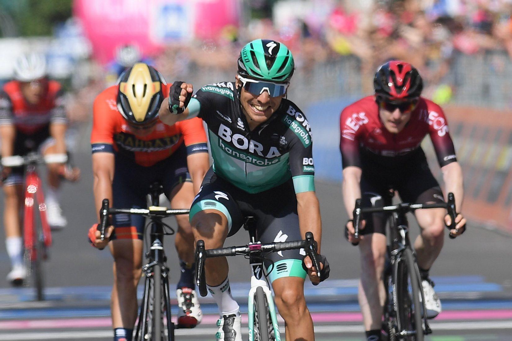 Giro 2019: Benedetti ha vinto la Tappa 12