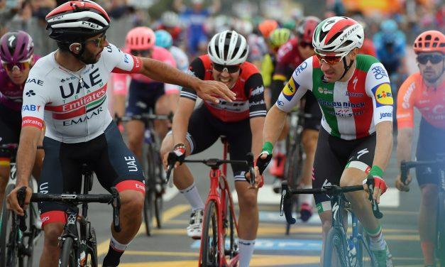 Giro 2019: Gaviria, vittoria senza sorriso