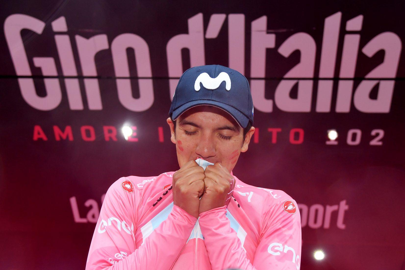 Giro 2019: Carapaz sempre più in Rosa sulle prime grandi montagne