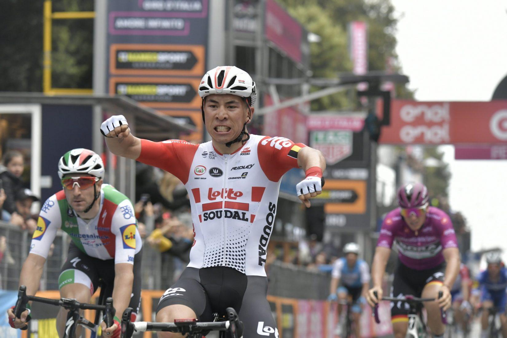 Giro 2019: Caleb Ewan vince l'8^ tappa