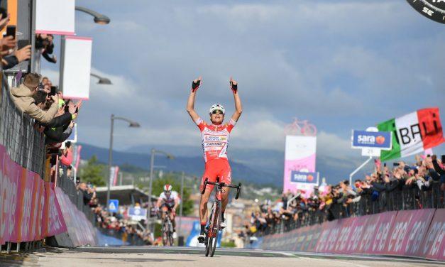 Giro 2019: Vince l'Italia dei giovani
