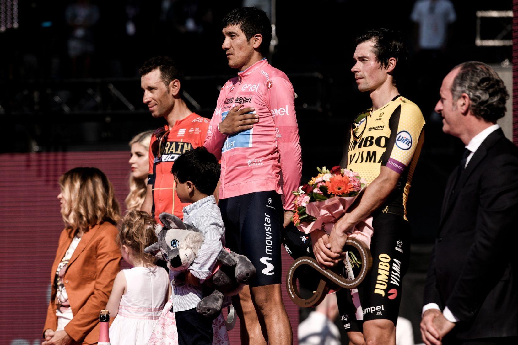 Il pagellino del Giro 2019