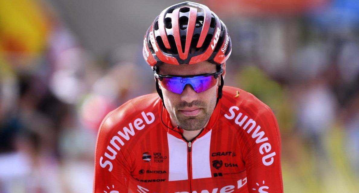 Tour de France, dopo Froome anche Dumoulin dà forfait