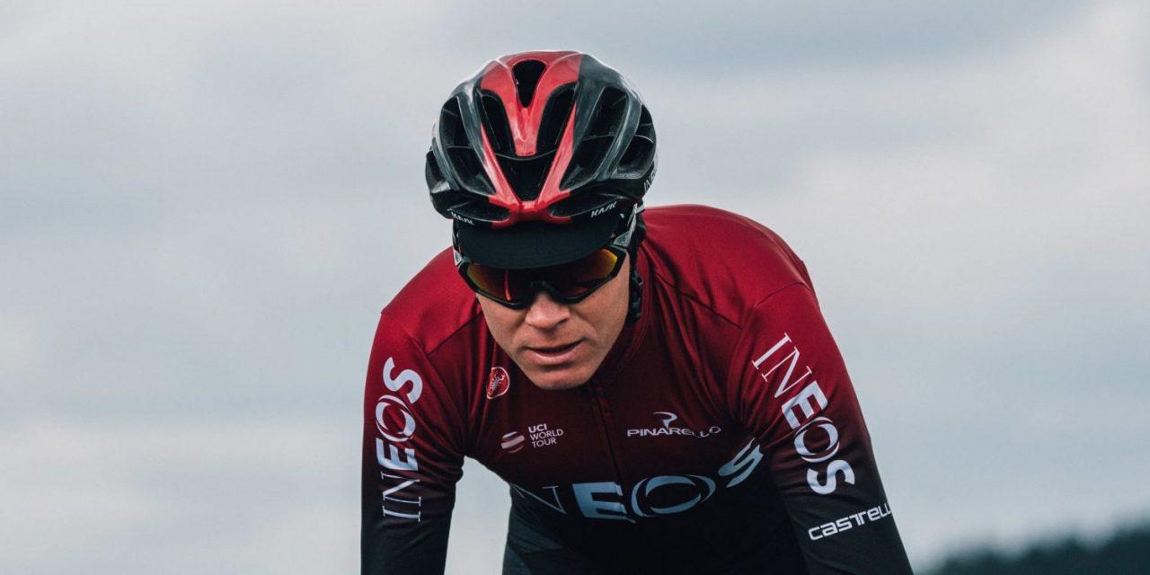 Chris Froome salta il Tour de France