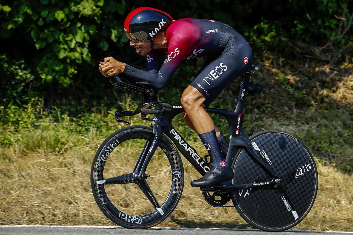Filippo Ganna è il nuovo campione italiano a cronometro 2019