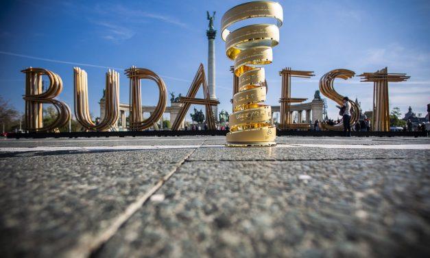 Giro d'Italia 2020, svelate le tre tappe ungheresi