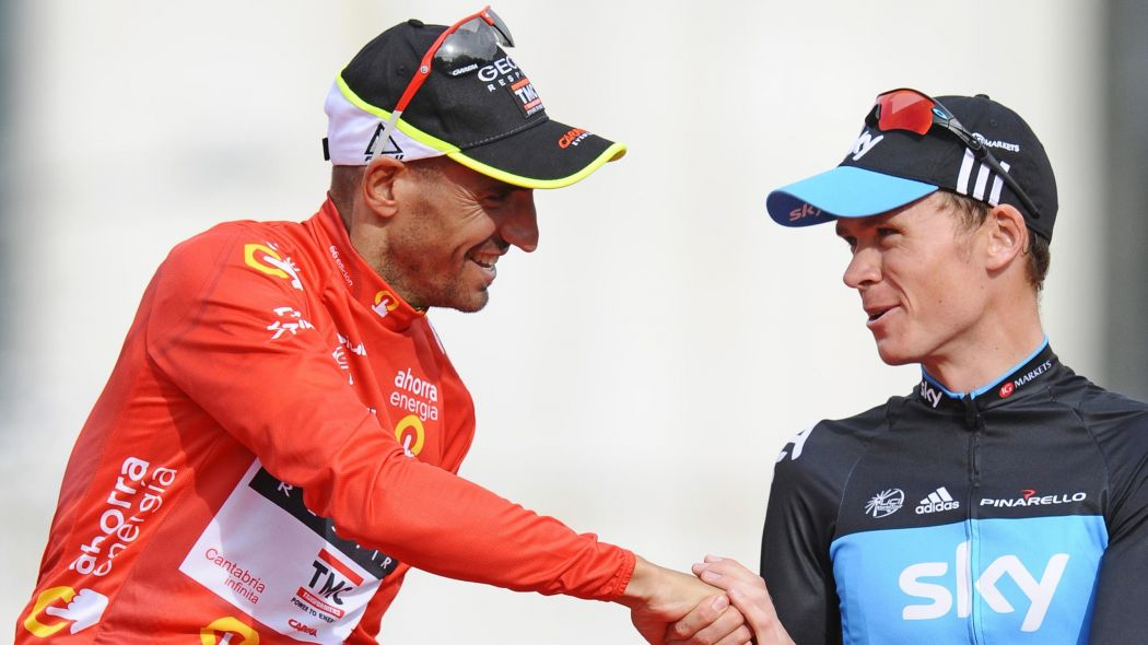 Chris Froome vince ora la Vuelta España 2011
