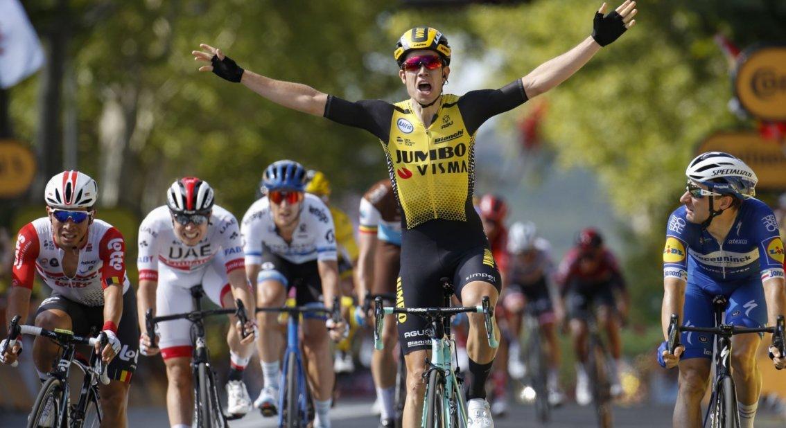 TdF 2019: Vittoria di Wout Van Aerts in una tappa che ha sorpreso diversi favoriti
