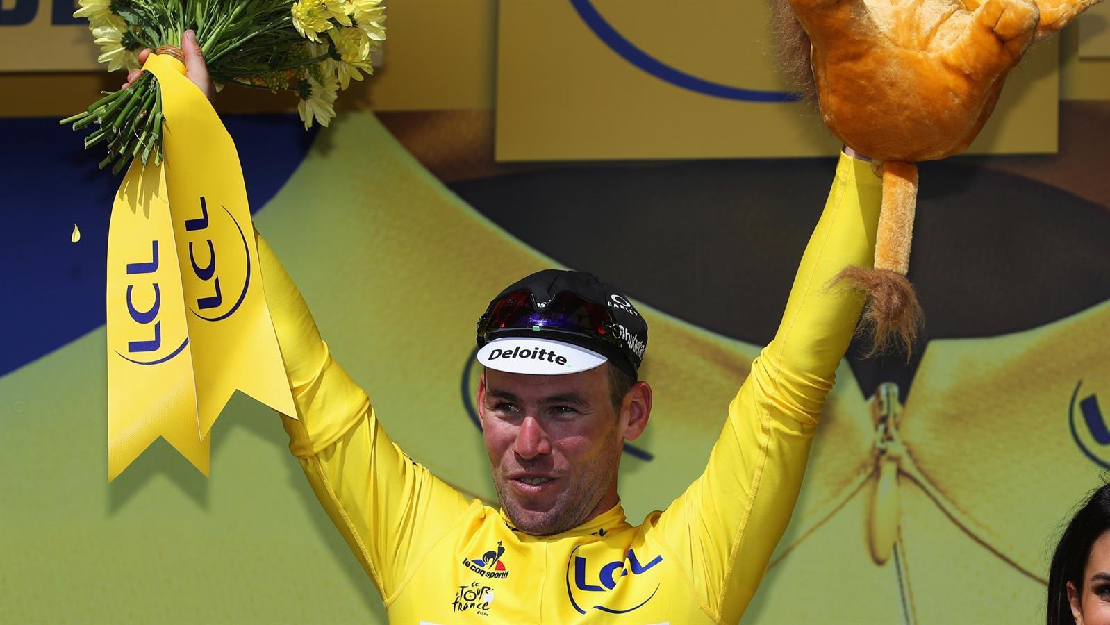 Niente Tour per Cavendish