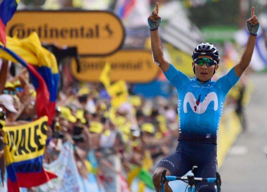 Tour: Quintana vince per distacco il tappone del Galibier