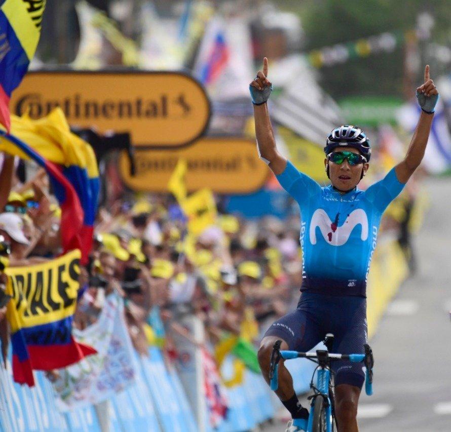 TdF2019: Quintana vince nella tappa delle strategie bizzarre
