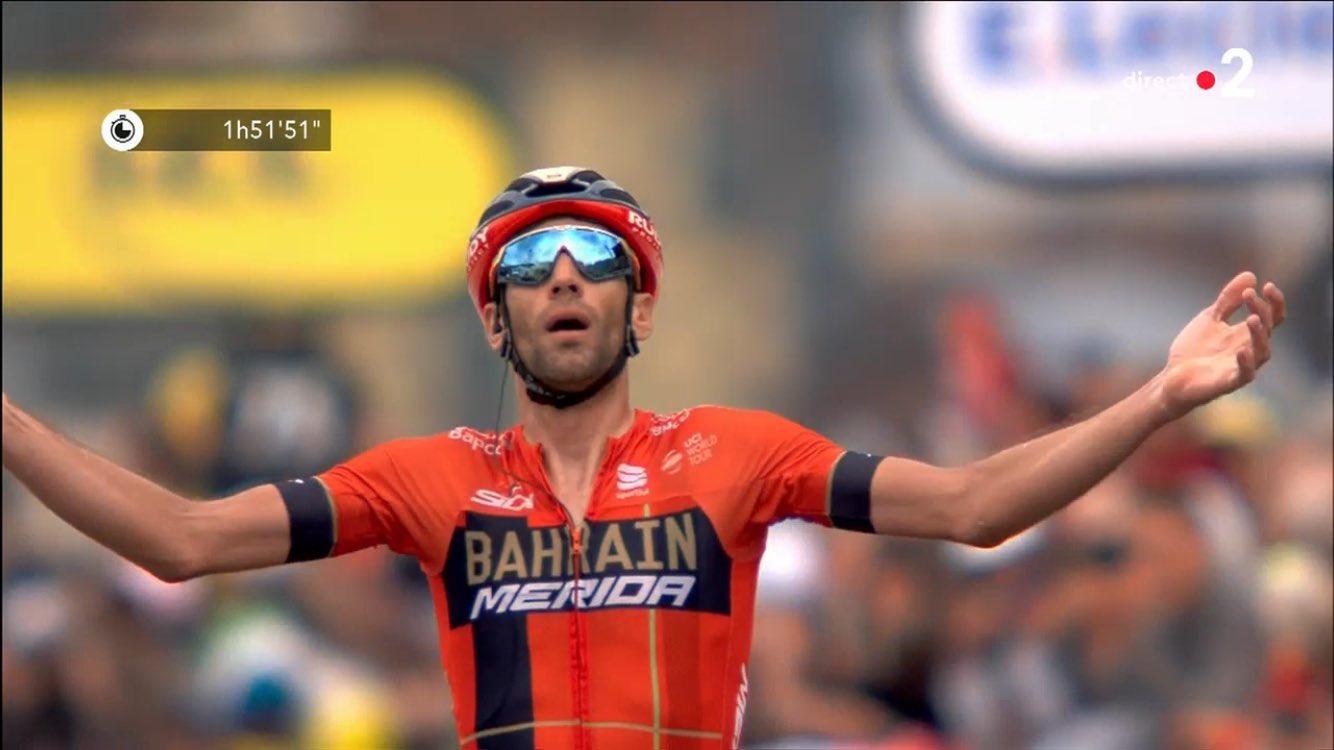 TdF 2019: Nibali campione fino alla fine