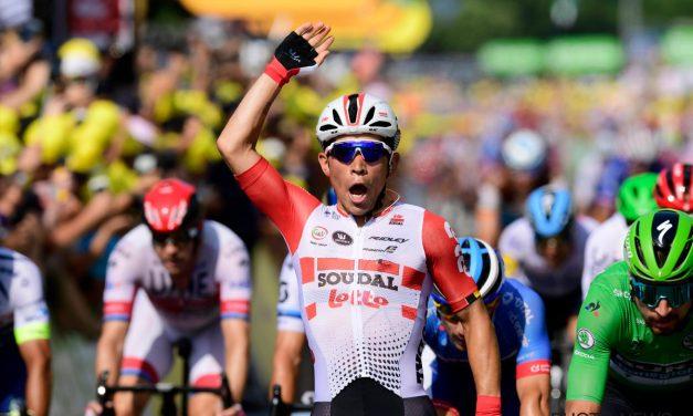 TdF 2019: ultima tappa a Ewan. Egan Bernal primo colombiano a vincere il Tour