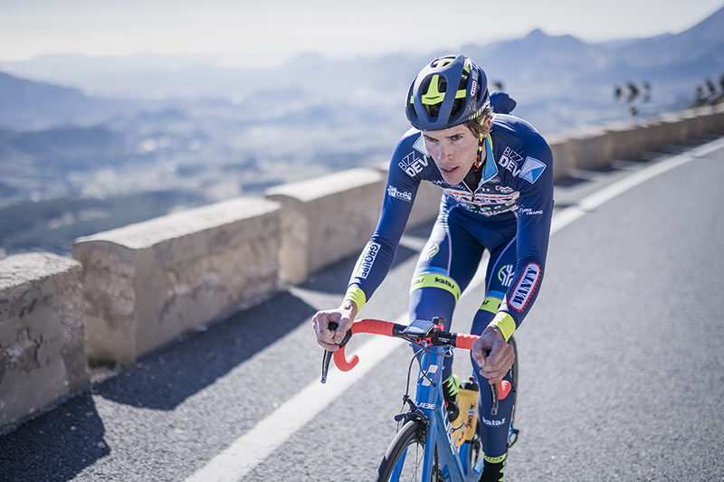 Il ciclismo oggi per Yoann Offredo