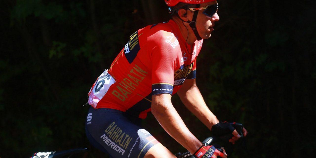 Cosenza, Domenico Pozzovivo investito, addio alla Vuelta
