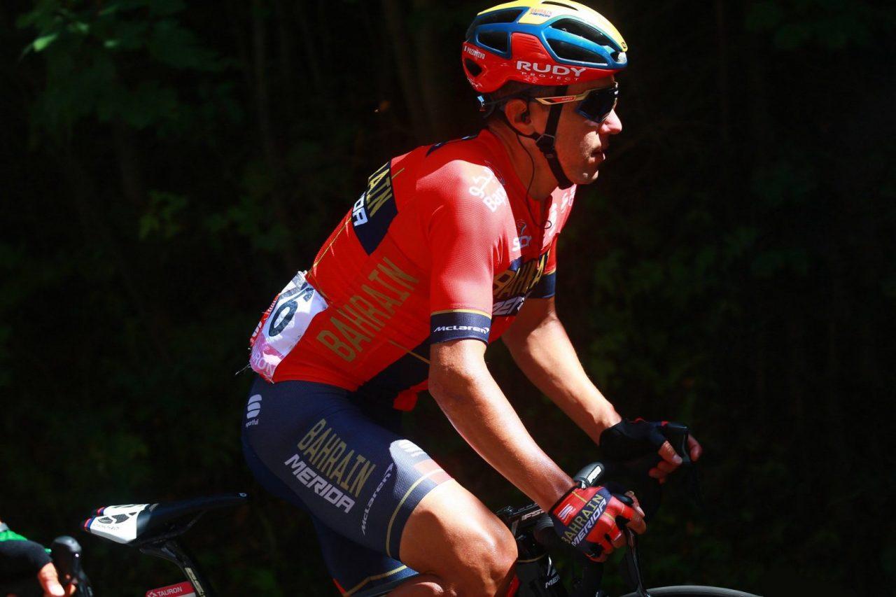 Domenico Pozzovivo investito in allenamento: fratture multiple per il lucano