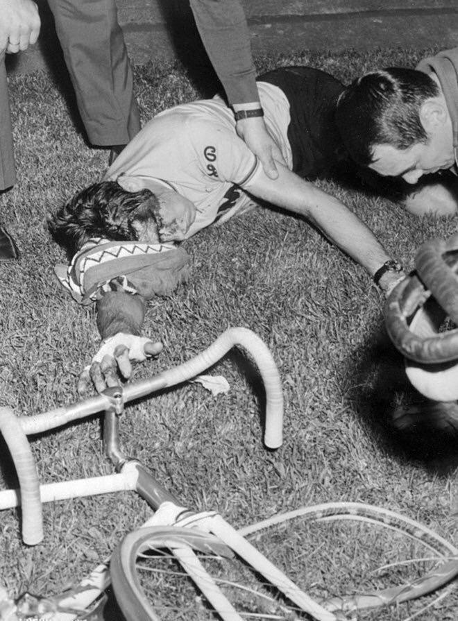 Storie: 9 settembre 1969, la caduta di Merckx