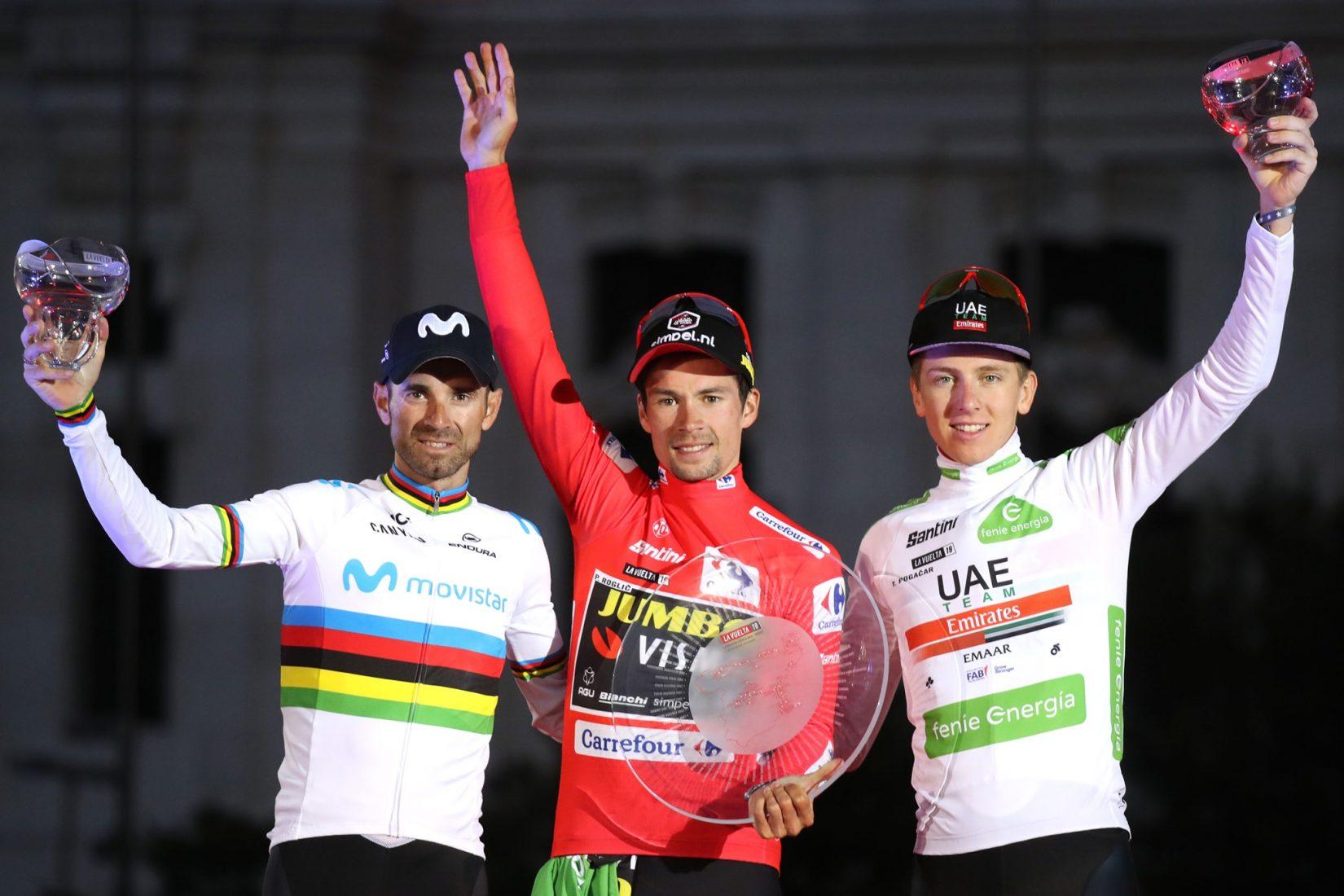 Il pagellino della Vuelta 2019