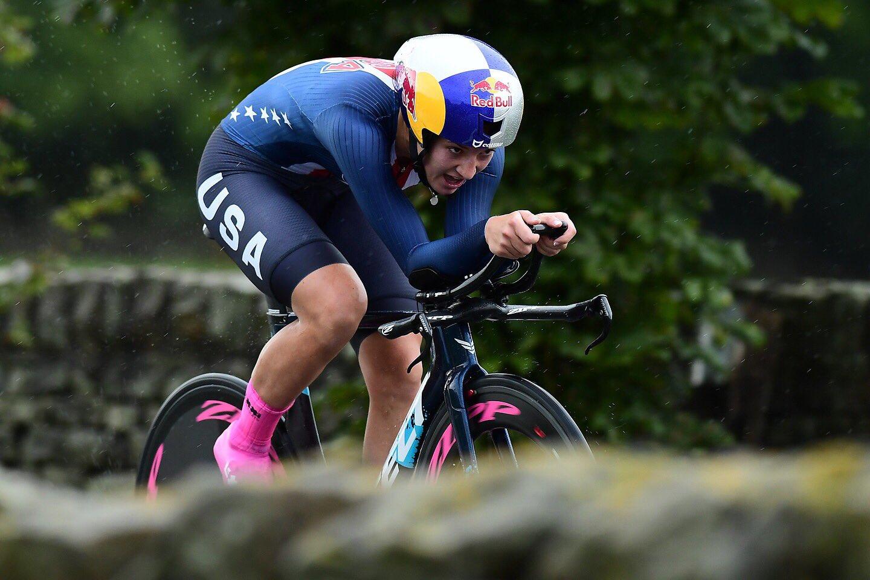 Mondiali 2019: la campionessa a cronometro é Chloé Dygert Owen