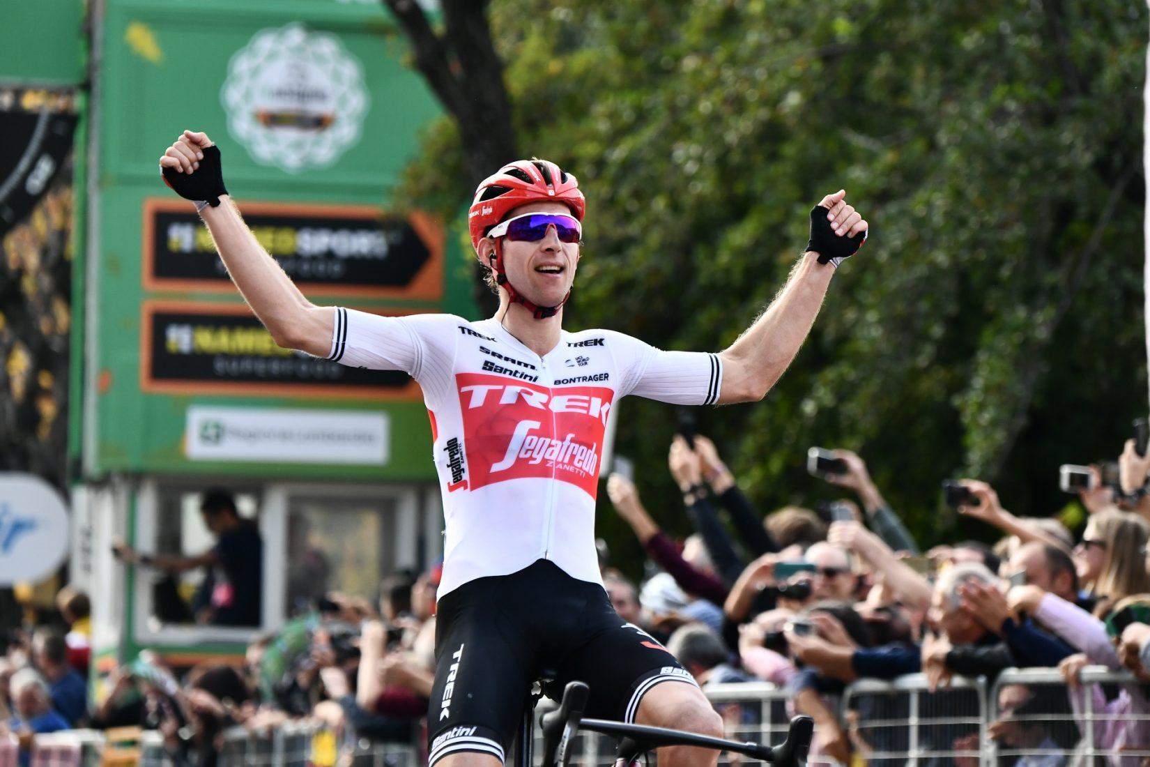 Bauke Mollema vince il 113° Il Lombardia