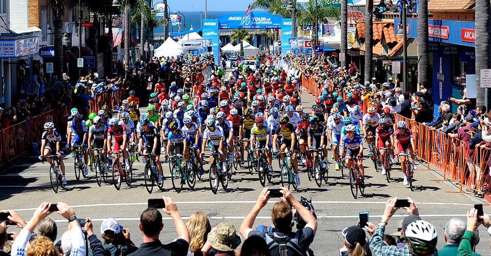 Il Tour of California non si correrà nel 2020