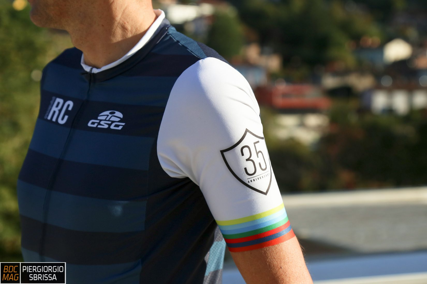 Test completo GSG Olympic-VIS