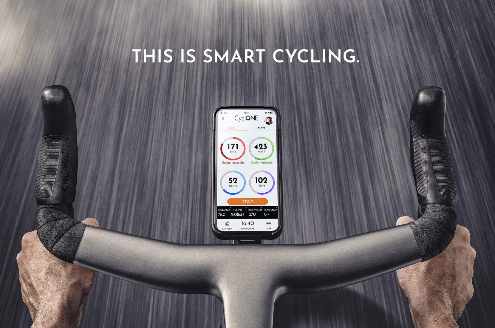 Cyclone: Smart Cycling