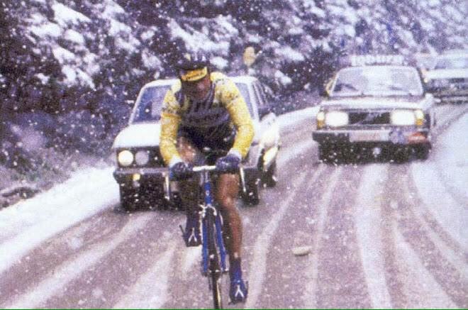 La corsa più dura: Neige-Bastogne-Neige 1980