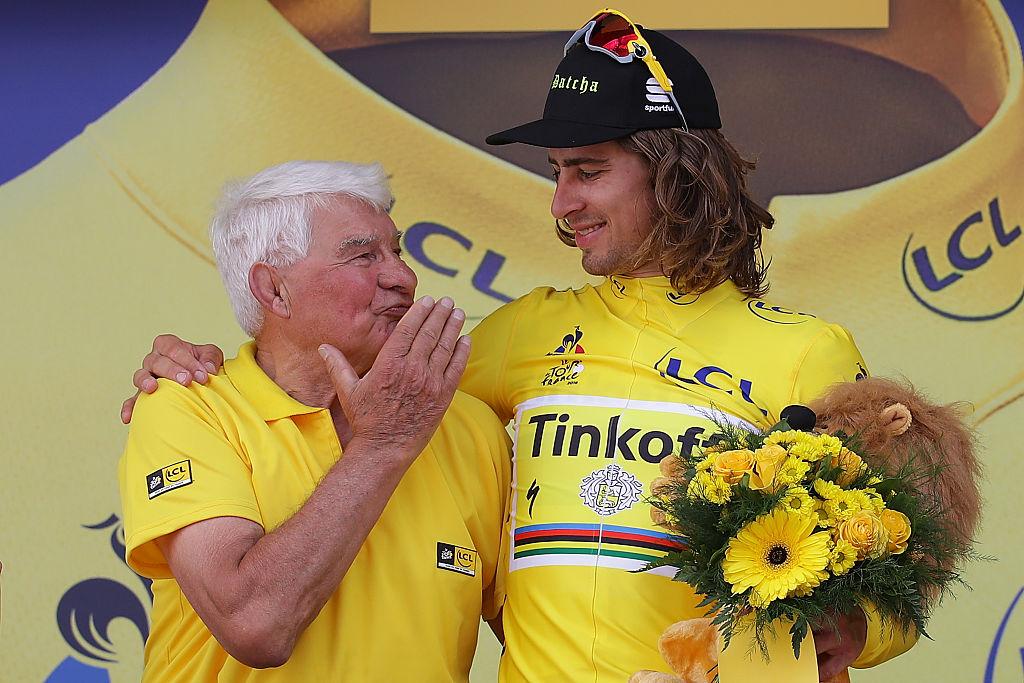 È morto l'ex ciclista francese Raymond Poulidor