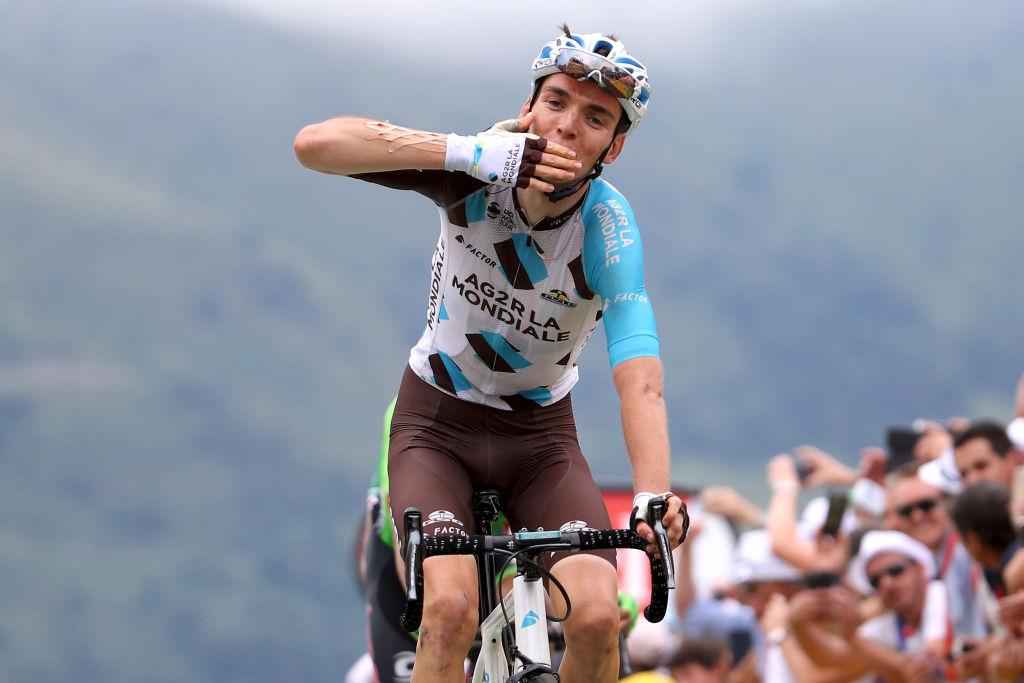 Giro e niente Tour per Bardet