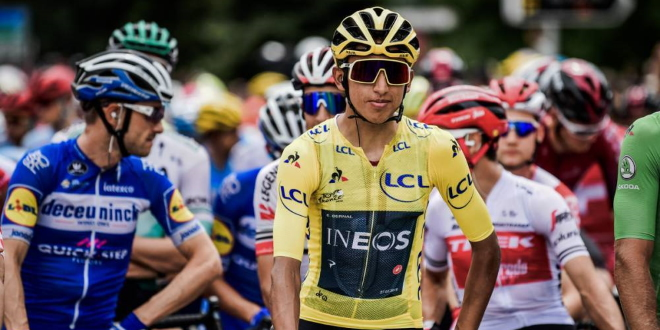 Bernal rinuncia al Giro e punta al Tour