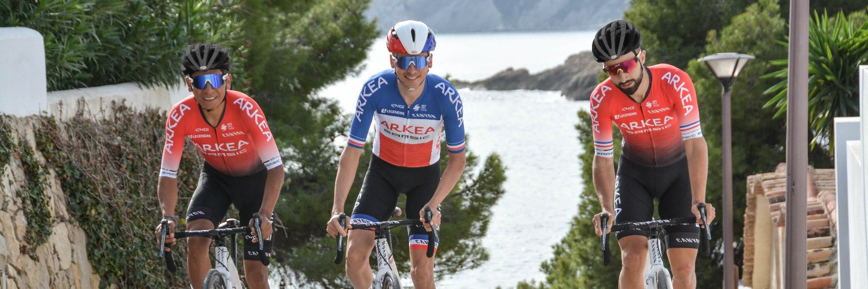 Tour de France 2020 : Arkea-Samsic e B & B Hôtels-Vital Concept invitate