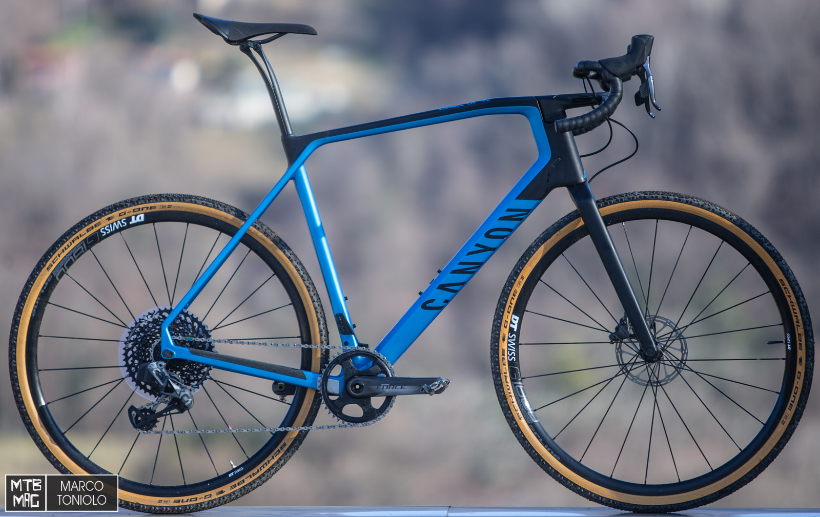 [Test] Canyon Grail CF SL 8.0 eTap