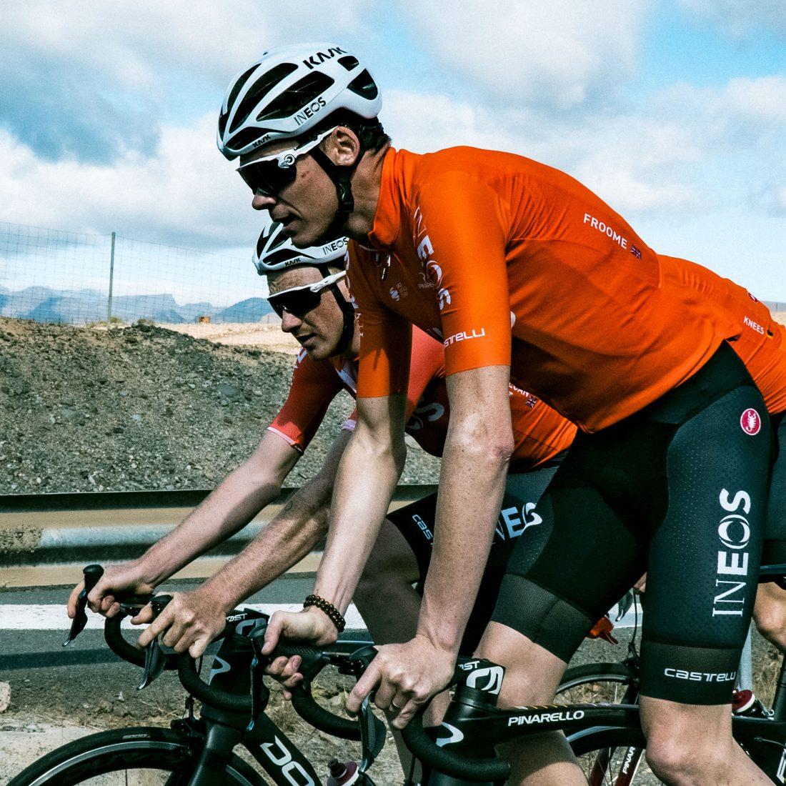 Froome tornerà a correre al UAE Tour