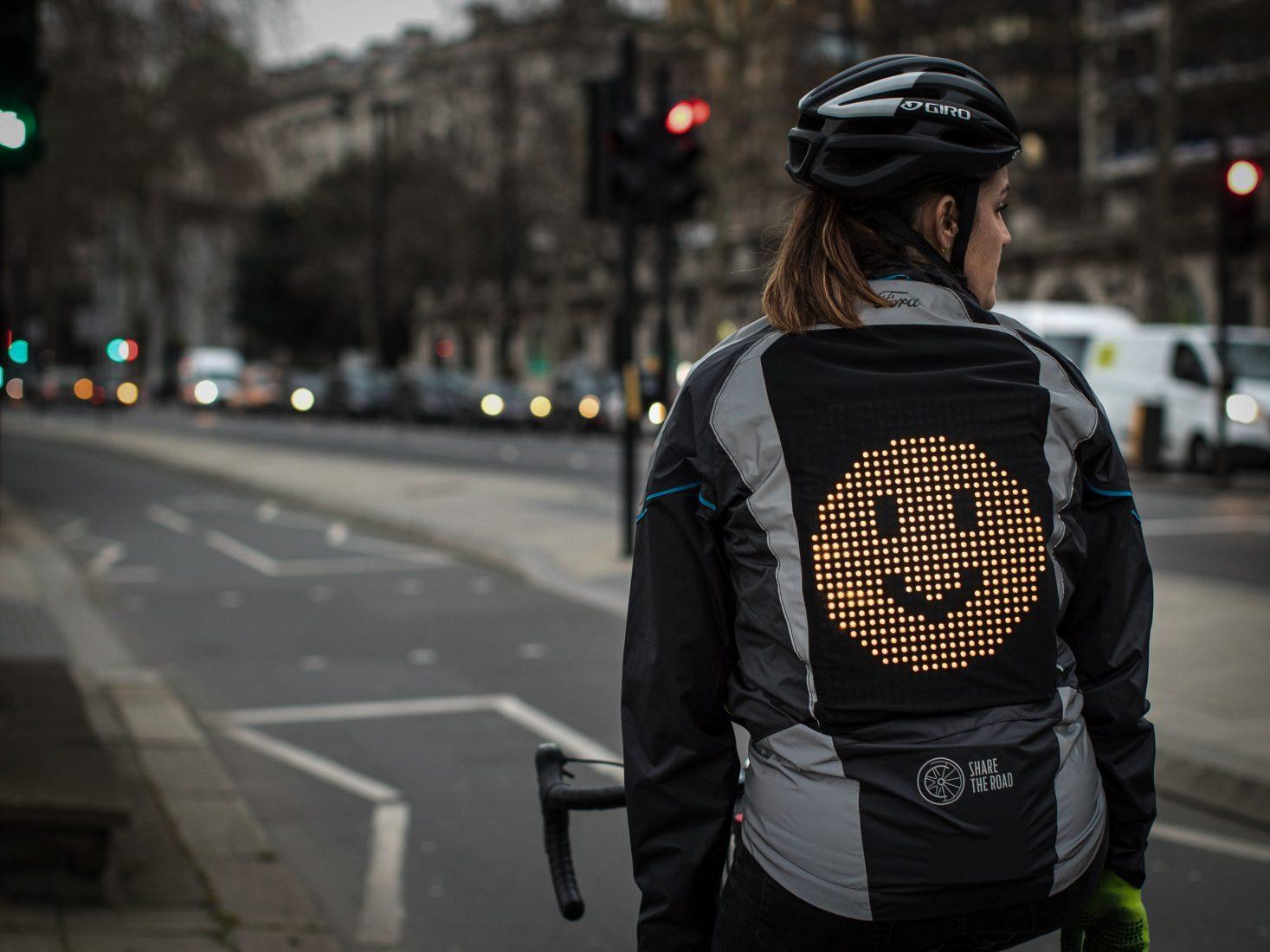 La giacca emoji