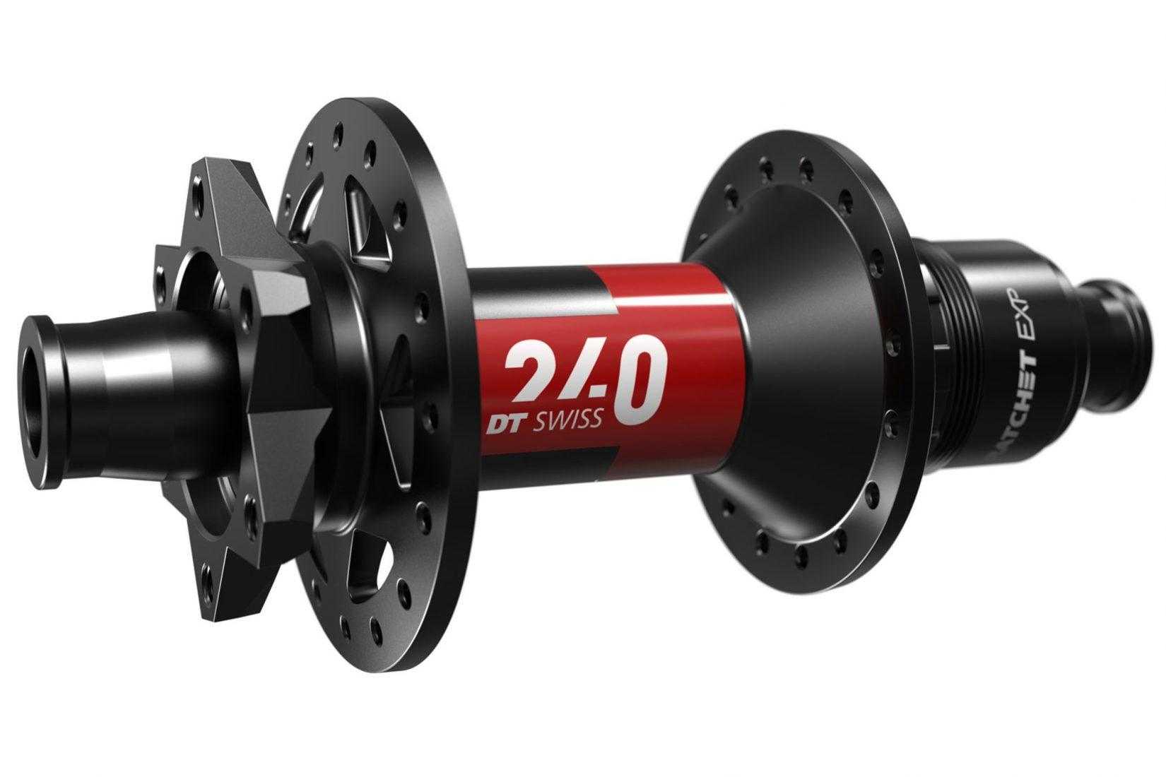 Dt Swiss presenta il nuovo mozzo 240 Classic