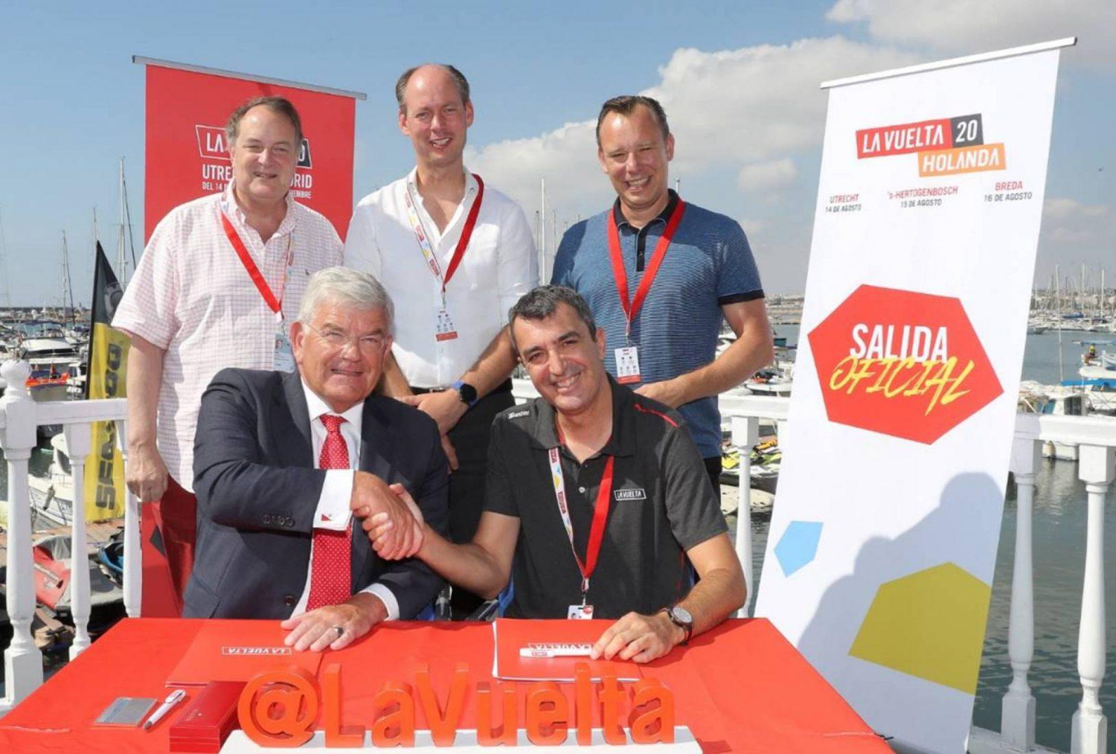 La Vuelta non partirà dai Paesi-Bassi