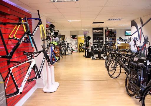 E i negozi di bici?