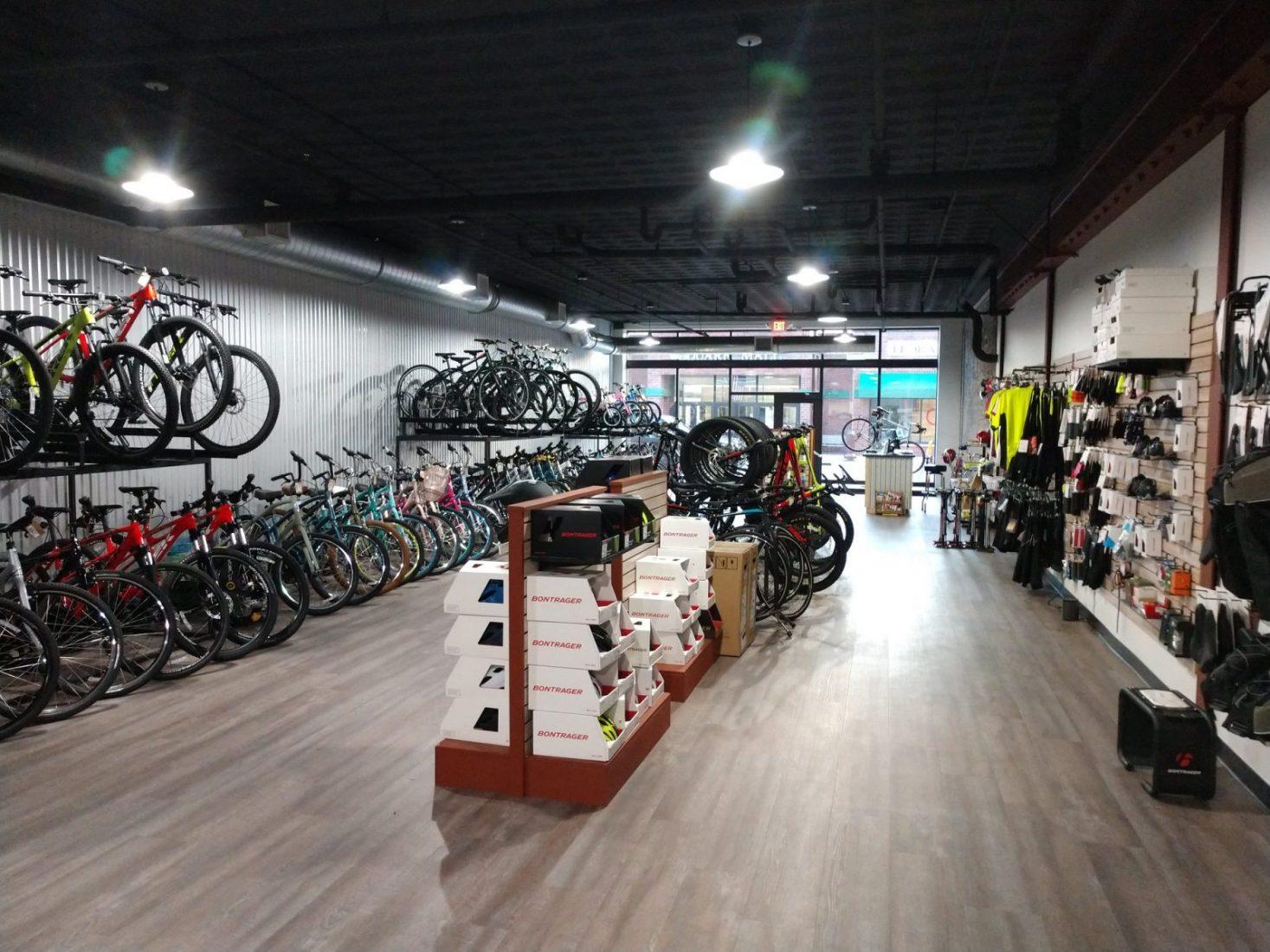 Il Coronavirus sta per distruggere i negozi di bici?