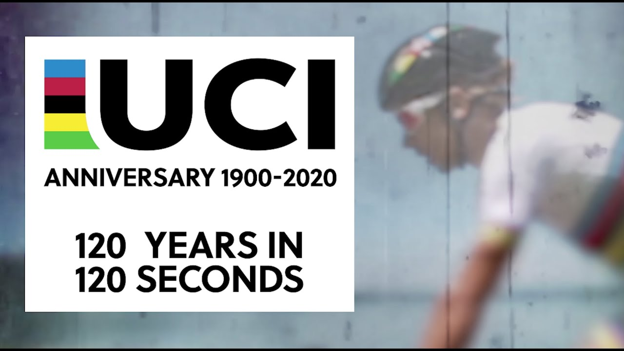 120 anni di ciclismo in 120 secondi