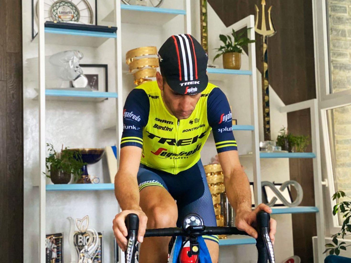 Le stelle del ciclismo si sfidano con The Challenge of Stars